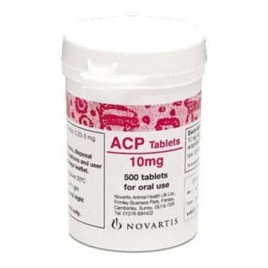 Acepromazine Maleate [ACP] 10mg